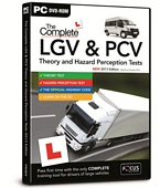 Best Price for The Complete LGV and PCV Theory and Hazard Perception Tests New 2013 Edition