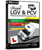 Best Price for The Complete LGV and PCV Theory and Hazard Perception Tests 2015 Edition