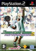Smash Court Tennis Pro Tournament 2 (PS2)