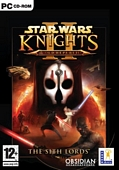 Star Wars Knights of the Old Republic 2 Sith Lords