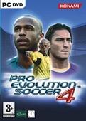 Pro Evolution Soccer 4 PC DVD
