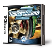 Need For Speed Underground 2 (Nintendo DS)