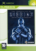 The Chronicles of Riddick - Escape from Butcher Bay (Xbox Classics)
