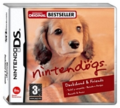 Nintendogs Miniature Dachshund and Friends