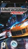 Need for Speed: Underground Rivals (PSP)