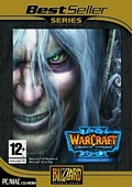 Warcraft 3 Frozen Throne Expansion Pack (PC/MAC CD)