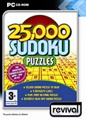 25 000 Sudoku Puzzles
