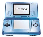 Blue Handheld Console