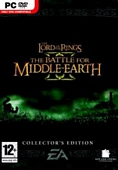 Lord of the Rings The Battle for Middle Earth 2 Collectors Edition