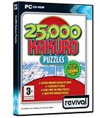 25 000 Kakuro Puzzles
