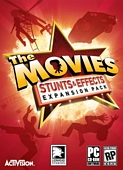 The Movies Stunts and Effects Expansion Pack PC CD ROM