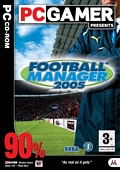 Football Manager 2005 (PC CD)
