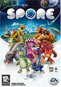 Spore Mac PC DVD