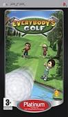 Everybodys Golf Platinum Edition