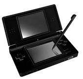 Nintendo DS Lite Handheld Console Black