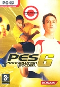 Pro Evolution Soccer 6 (PC DVD)