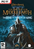 Lord of the Rings Battle for Middle Earth 2 The Rise of the Witch King Expansion Pack
