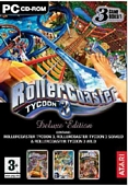 Rollercoaster Tycoon 3 Deluxe