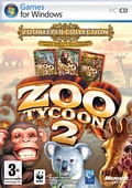 Zoo Tycoon 2 Zookeeper Collection Gold
