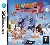 Worms: Open Warfare 2 (Nintendo DS)