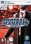 Football Manager 2008 PC Mac