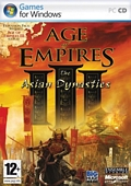 Age of Empires 3 The Asian Dynasties Expansion