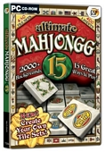 Ultimate Mahjongg 15 (PC CD)