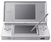 Nintendo DS Lite Handheld Console Silver