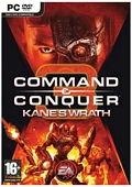 Command and Conquer Kanes Wrath Expansion Pack