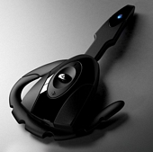 Gioteck EX-01 Bluetooth Headset (PS3)