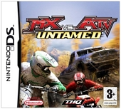 MX vs ATV Untamed (Nintendo DS)