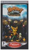 Ratchet and Clank Size Matters Platinum Edition