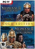 Medieval II: Total War - Gold Edition (PC DVD)