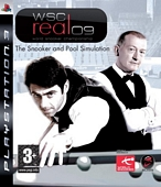 WSC Real 09: World Snooker Championship (PS3)