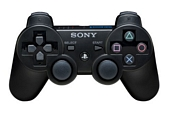 Dualshock III Wireless Controller (Black) for PS3