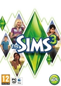 The Sims 3 PC Mac DVD