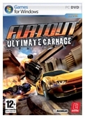 FlatOut Ultimate Carnage (PC DVD)
