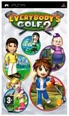 Everybodys Golf 2 Essentials edition