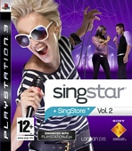 SingStar Vol 2 PlayStation Eye Enhanced