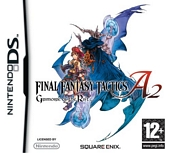 Final Fantasy Tactics A2: Grimoire of the Rift (Nintendo DS)
