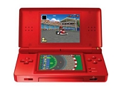 Nintendo DS Lite Handheld Console Red