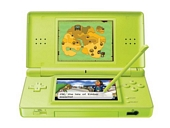 Nintendo DS Lite Handheld Console Green