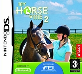 My Horse and Me 2 (Nintendo DS)