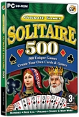 Ultimate Games Solitaire 500