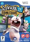 Rayman Raving Rabbids TV Party Balance Board Compatible