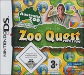 Zoo Quest Puzzle Fun (Nintendo DS)