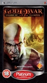 God of War Chains of Olympus Platinum Edition