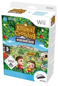 Animal Crossing Lets Go To The City with Wii Speak