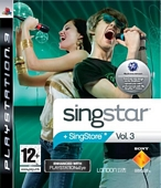 SingStar Vol 3 PlayStation Eye Enhanced