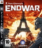 Tom Clancys End War Limited Edition with Official Sony PS3 Wireless Headset